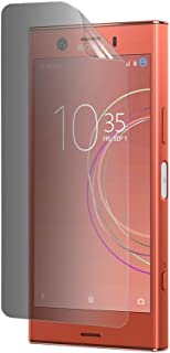Celicious Privacy 2-Way Anti-Spy Filter Screen Protector Film Compatible with Sony Xperia XZ1 Compact