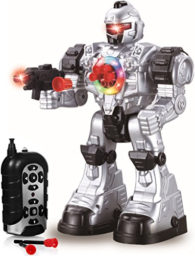 Play22 Remote Control Robot Toy - Robots...