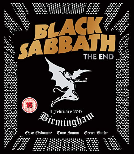 The End (Live in Birmingham) [Blu-ray]