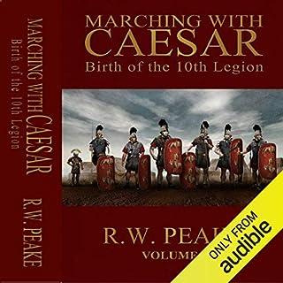 Caesar's Legion (Audiobook) by Stephen Dando-Collins | Audible com