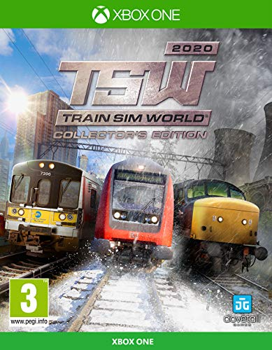 Train Sim World 2020: Collector's Edition - Xbox One - Xbox One [Importación inglesa]