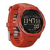 Wan&ya Deportes Reloj electrónico de los Hombres al Aire Relojes 50M Militar a Prueba de Agua cronómetro de calorías...