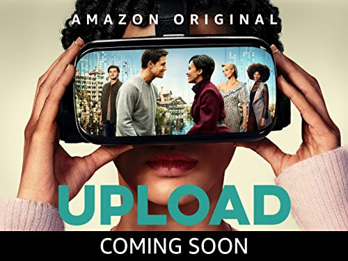 Upload - Official Trailer Comedy Fantasy Fiction Movies Science TV