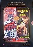 MADAME SATÁN - NÁUFRAGOS EN LA JUNGLA. Colección El corte inglés + LIBRETO