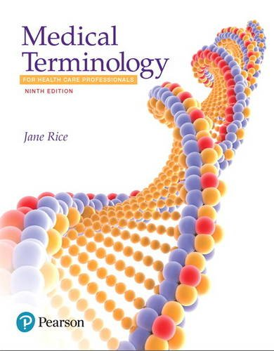 Medical Terminology for Health C...