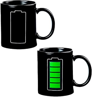 battery coffee mug