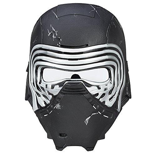 Hasbro Star Wars B8032EU4 - E7 Kylo Ren Maske mit Stimmenverzerrer