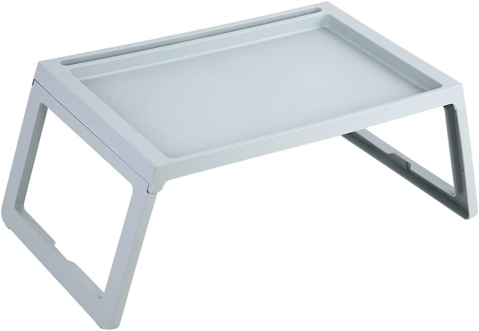 Foldable Finally popular brand Desk Max 59% OFF Breakfast Serving Tray Bed Portable Table Computer