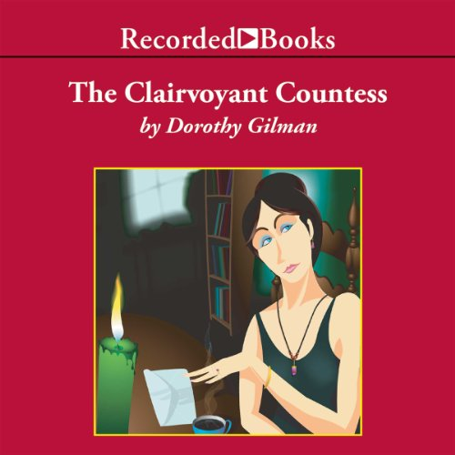The Clairvoyant Countess audiobook cover art