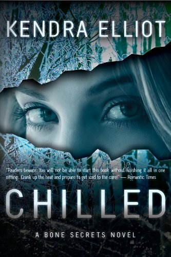 Chilled (A Bone Secrets Novel Book 2)
