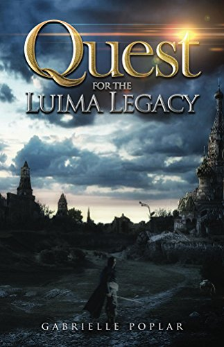 Quest for the Luima Legacy (Luima Legacy Series Book 3) (English Edition)