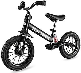 besrey Bicicleta sin Pedales Rueda de Goma Inflable Biciclet