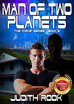 """Man Of Two Planets (The """"Circe"""" Series Book 2) by [Judith Rook]"""