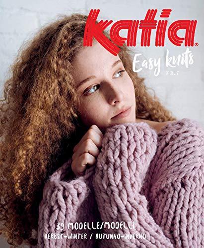 Katia Damen Easy Knits No 7 H/W 2018/19