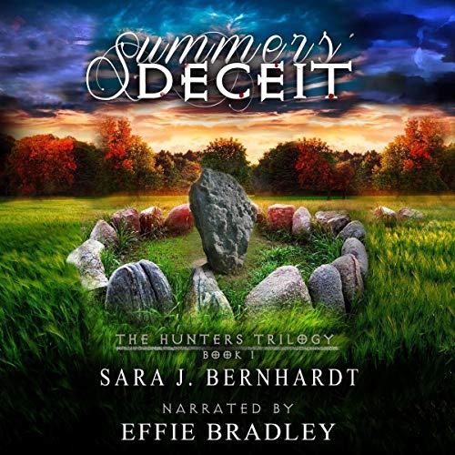 Summers' Deceit Audiobook By Sara J. Bernhardt cover art