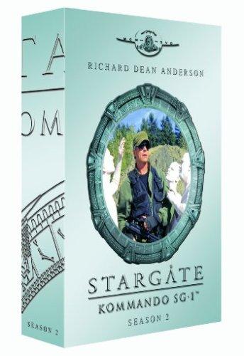Stargate Kommando SG-1 - Season 2 Box (6 DVDs)