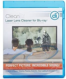 Digital Innovations CleanDr for Blu-Ray Laser Lens Cleaner for Blu-Ray / DVD / PS3 / PS4 / XBOX / XBOX 360 / XBOX ONE (419...