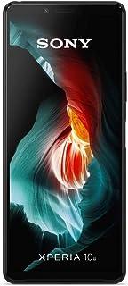Sony Xperia 10 II Smartphone (15,7 cm (6 Zoll) Full HD+ OLED Display, Triple Kamera System, Android 10 SIM Free, 4 GB RAM, 128 GB Speicher, IP 65/68 Zertifizierung) Schwarz