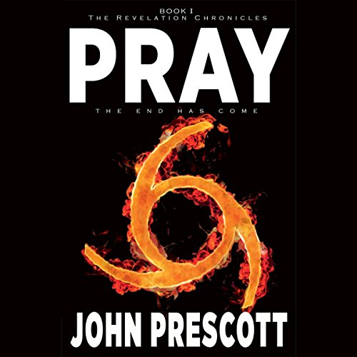 Pray audiobook cover art