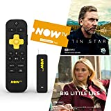 NOW TV Smart Stick con HD e ricerca vocale, con due mesi di abbonamento Intrattenimento.