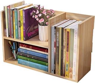 XiuHUa Estantería, estantería de Escritorio Simple, estantería de Estudiantes, estantería, Carpeta de Oficina, Muebles económicos y ecológicos estantería de Libros (Color : B)