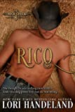 Rico: A Sexy Western Historical Romance Series Retelling of the Magnificent 7 (The Rock Creek Six Book 3)