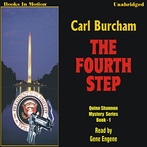 The Fourth Step audiobook cover art