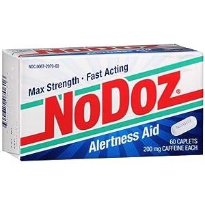 buy NoDoz Alertness Aid Caplets 60 each Pack of 3 Diabetes Care