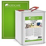 Nordicare Aceite de teca [2,5 L] incoloro para interiores, aceite de teca para el cuidado de la madera de teca, aceite de madera de teca, aceite de madera de teca, aceite de cuidado de madera