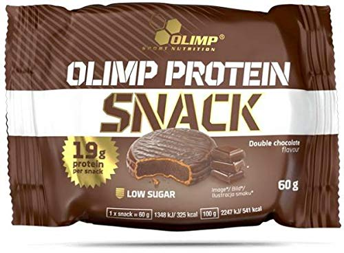 Olimp Protein Snack, 12 x 60 g (Hazelnut Cream)