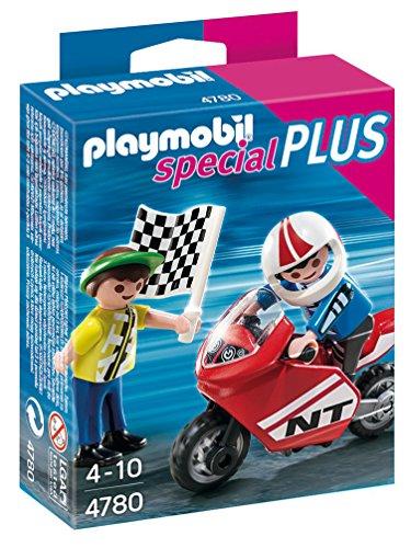 PLAYMOBIL Especiales Plus: Niños con Moto