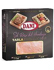 Dani Plancha/Tabla de Sal Rosa del Himalaya para Cocinar, 3500 Gramos