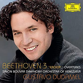 """Beethoven: Symphony No.3 - """"Eroica""""; Overtures"""