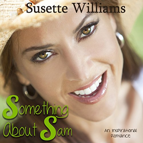 Something About Sam audiobook cover art
