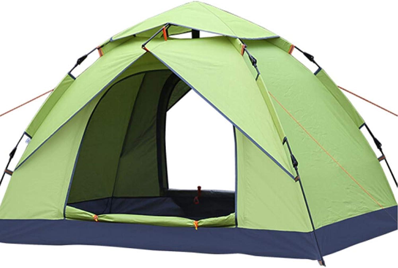 La libertad Outdoor Outdoor Outdoor 2-3 Personen Automatik Freizeit Zelt Wandern Camping Geschwindigkeit offenes Zelt B07QGCHFBC  Üppiges Design a3ac1a