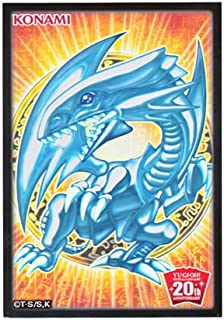 Yu-Gi-Oh Card Protector Chibi Blue-Eyes Sleeve 10 sleeves Japan Yugioh NEW