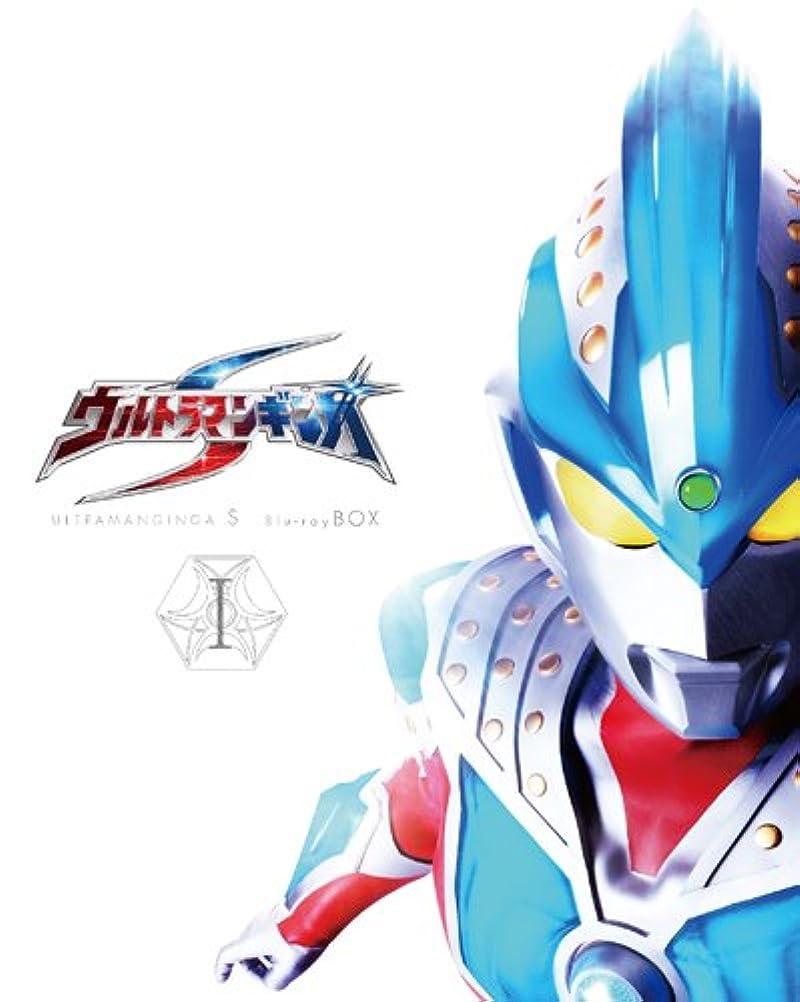 リダクター先悪魔ウルトラマンギンガS Blu-ray BOX I