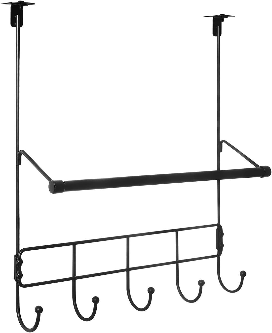 Ezprotekt Over The Door specialty shop Beauty products Hook Hanger Hooks 5 O Steel Stainless -
