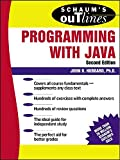 Schaum's Outline of Programming with Java (Schaum's Outline Series) (English Edition)