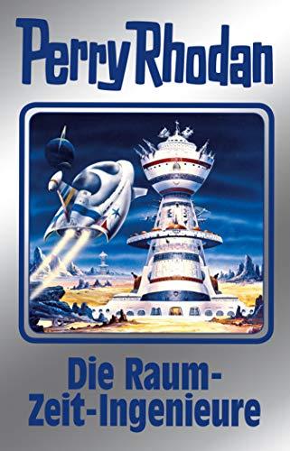 "Perry Rhodan 152: Die Raum-Zeit-Ingenieure (Silberband): 10. Band des Zyklus \""Chronofossilien\"" (Perry Rhodan-Silberband)"