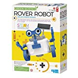 Best 4M Robots - 4M Green Science Rover Robot Kids Science Kit Review