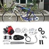 Sange Kit de conversión de bicicleta de motor de gas de gasolina de 49cc 4 tiempos Kit de conversión de bicicleta de motor de gasolina para moto motorizada