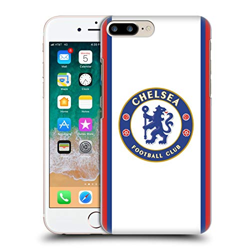 Head Case Designs Oficial Chelsea Football Club Lejos Kit 2019/20 Carcasa rígida Compatible con Apple iPhone 7 Plus/iPhone 8 Plus