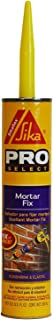 SIKA Corporation 187784 1-Component Mortar Joint Repair, 10-Ounce