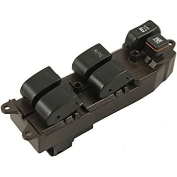 Fits Toyota Corolla 2003-2008 Window Master Control Switch Switch Doctor 84820AA070