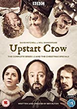 Upstart Crow - The Complete Series 1-3 And The Christmas Specials Boxset