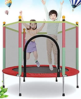 XIANGYU 4 FEET Children's Bungee Jumping Trampoline Indoor And Outdoor Round Trampolines for Kids Jumping
