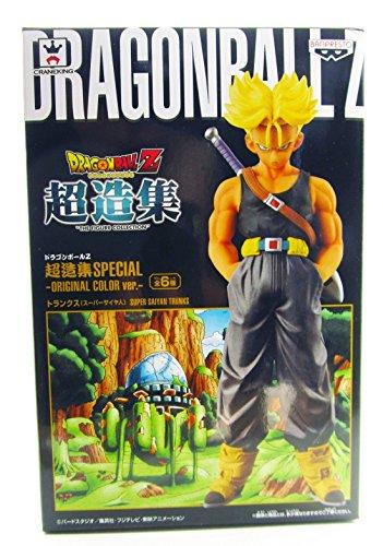 "Banpresto Official- Dragonball Z Special 6"" PVC Statue- Super Saiyan Trunks image"