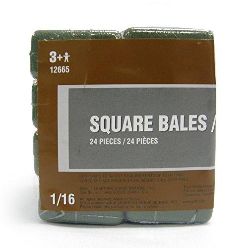 Ertl Big Farm 24 Pack Of Small Square Bales