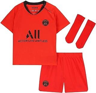 Personalisierte Fußballtrikot Kits T-Shirt Club Team, 2019-2020 Herren Heim & Auswärts Fußballtrikot & Shorts & Socken mit jedem Namen und jeder Nummer angepasst.